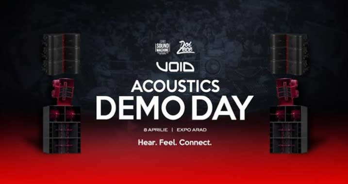 Amanat / postponed - Void Acoustics Demo Day